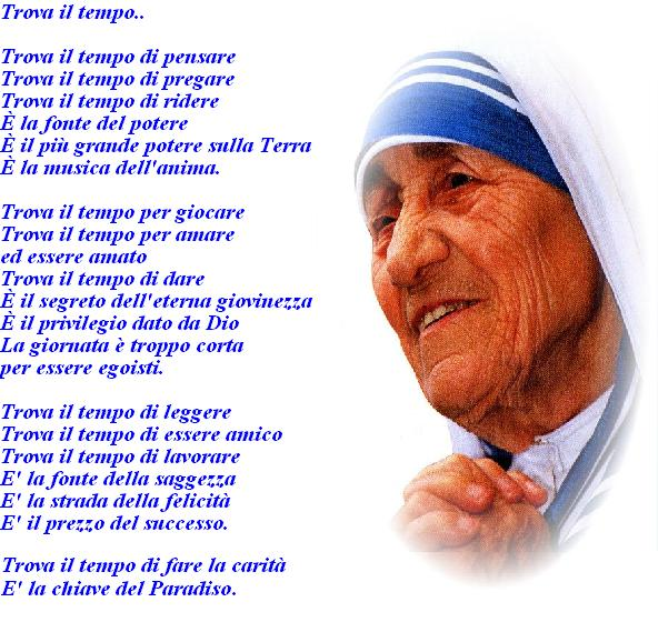 Top Madre Teresa di Calcutta MC76